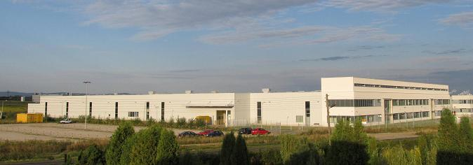 Production facility of VOSS Automotive Polska