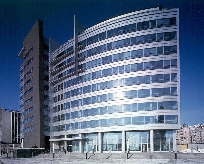 Kompleks biurowy International Business Center (IBC) w Warszawie