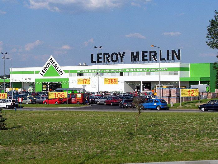 Leroy merlin leroy merlin around the world with leroy - Leroy merlin barcelona ...